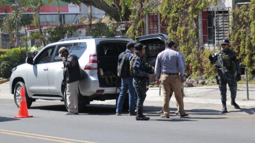 Capturan en la zona 14 a presunto narcotraficante buscado por EE. UU.