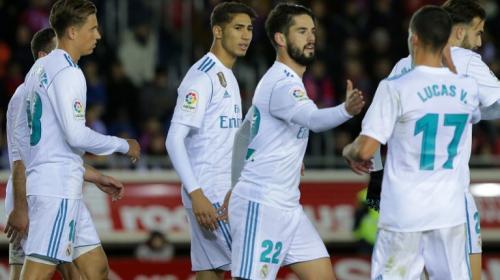 La suerte le sonríe al Real Madrid en cuartos de la Copa del Rey