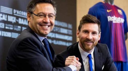 El Barça pagó impuestos atrasados de Messi y evitó otro escándalo