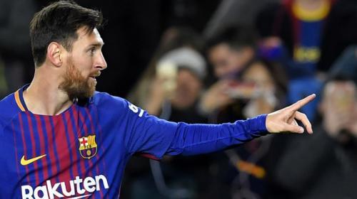 Lionel Messi cobrará más de 100 millones de euros al año