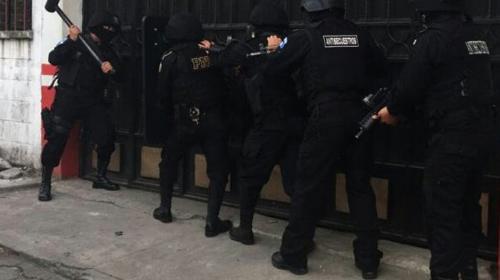 "Desmantelan red de secuestradores dirigida por reo ""Rigorrico"""