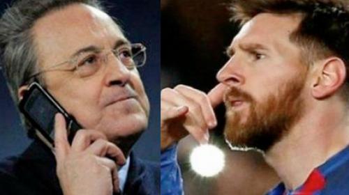 La oferta descomunal que hizo el Real Madrid para fichar a Messi