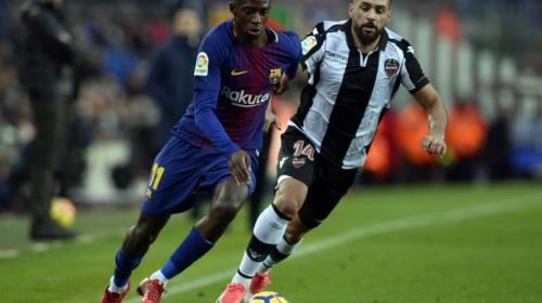 ¡Dembélé, otra vez lesionado! Malas noticias para el Barcelona