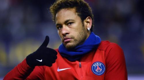 La jugada de otro planeta de Neymar en el entrenamiento del PSG