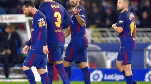 Luis Suárez temió no firmar con el FC Barcelona