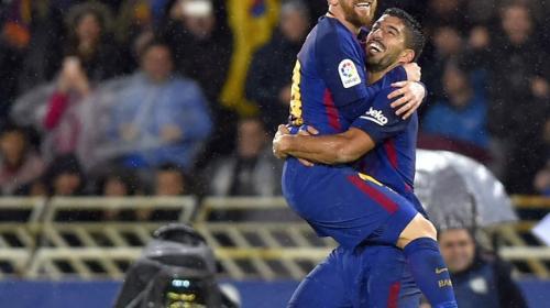 Leo Messi se convierte en el goleador histórico en Europa