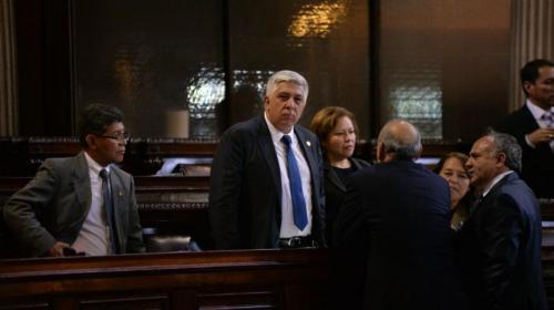 Confirman embargo de cuentas bancarias del diputado Melgar Padilla
