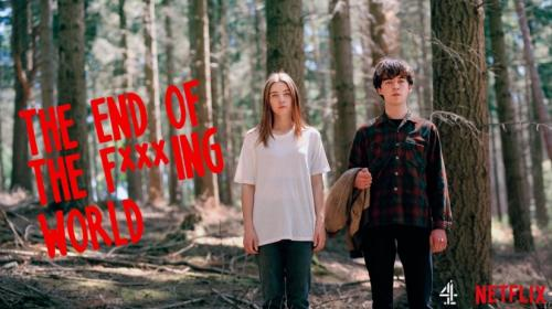"""The End of the F***ing World"" podrá tener una segunda temporada"