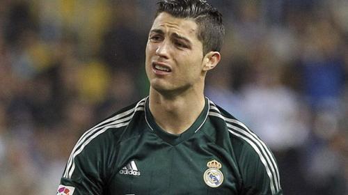 """Cristiano está enfadado por no estar en el """"Top5"""" de los mejor pagados"""