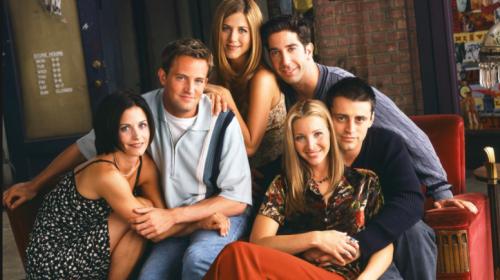 """La foto de """"Friends"""" que genera miles de likes en Instagram"""