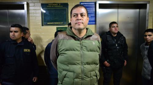 Acusan a Julio Juárez de ofrecer Q25 mil por asesinato de periodistas