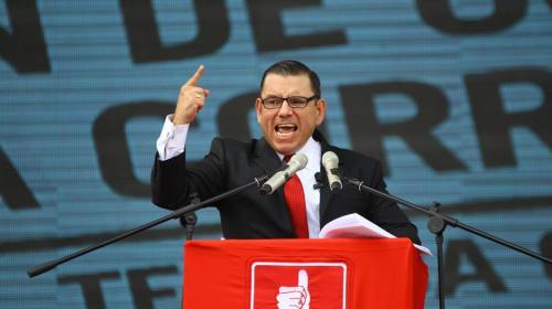 Orden de captura contra Manuel Baldizón por caso Odebrecht