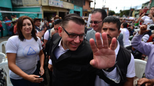 Manuel Baldizón pidió asilo político a Estados Unidos