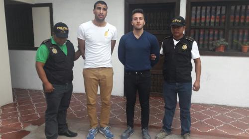 Capturan a extranjeros acusados de violar a una joven en Antigua