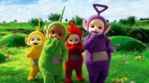 "Fallece el actor que interpretó a Tinky Winky en ""Teletubbies"""