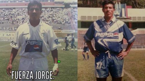"""El exfutbolista Jorge """"El Indio"""" Pérez fue hospitalizado en Nueva York"""