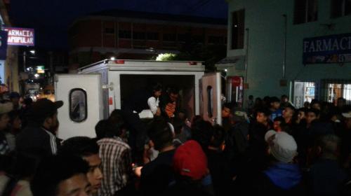 Varios muertos y heridos tras accidente de tránsito en Huehuetenango