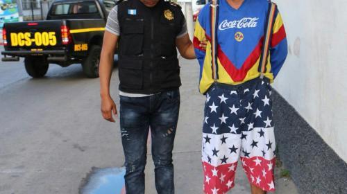 El temido narcopayaso de Jalapa: extorsionista y vendedor de droga
