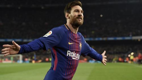 Los robos de Messi encaminan al Barça a la final