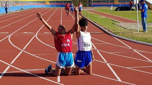 Guatemaltecos brillan en los Juegos Paracentroamericanos 2018