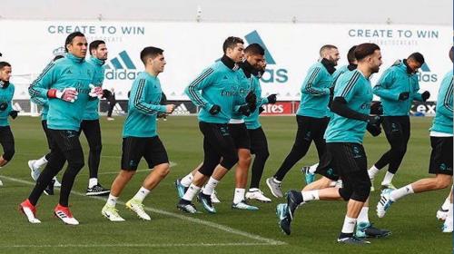 CR7 alienta a su equipo tras su eliminación de la Copa del Rey