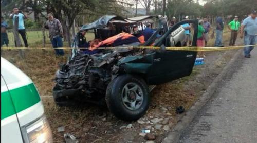 Historia de una tragedia: familia guatemalteca muere en accidente