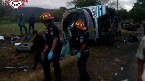 Fatal accidente en la ruta al Atlántico deja a cuatro fallecidos