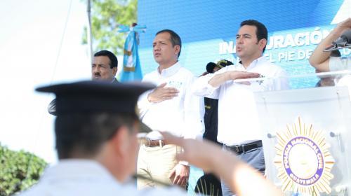Jimmy acepta la renuncia de Francisco Rivas y dos de sus viceministros