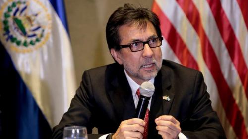 Esto dijo la Embajada americana ante la salida de Rivas del Mingob