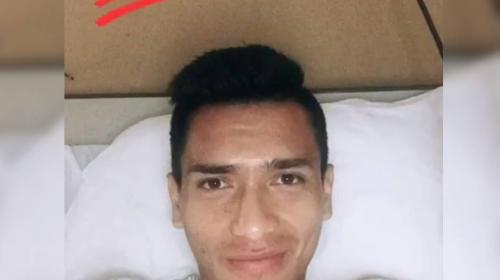 Así evoluciona la salud de Rafa Morales tras fracturarse el peroné