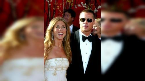 Jennifer Aniston y Brad Pitt se reconcilian... Hay fotos