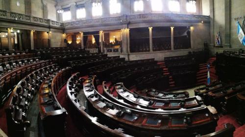 Los diputados no sesionan luego de que la CC anuló su Junta Directiva