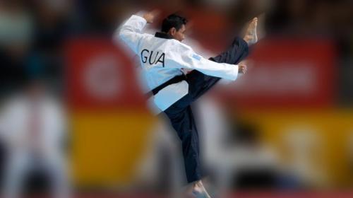 Guatemalteco conquista el US Open 2018 de Taekwondo
