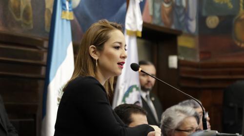 Alejandra Carrillo, la manzana de la discordia en la Directiva de Arzú