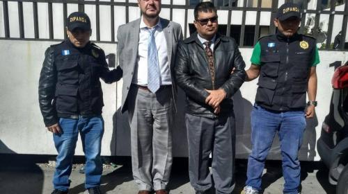 Capturan a empleado del Mides y a un periodista por extorsión