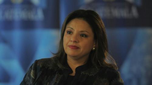 ONU confirma la hora de la reunión con la canciller Sandra Jovel