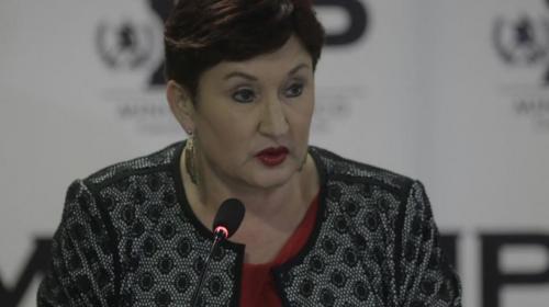 Thelma Aldana envía carta a la ONU en apoyo a Iván Velásquez