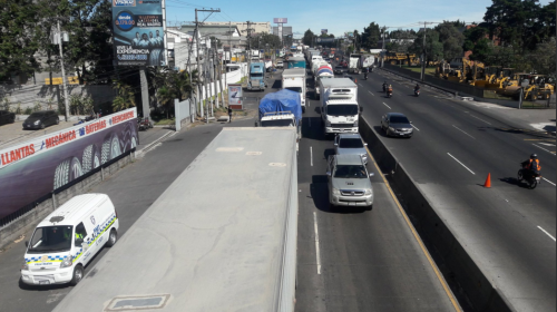 ¿Por qué hay tanto tráfico en la calzada Aguilar Batres?