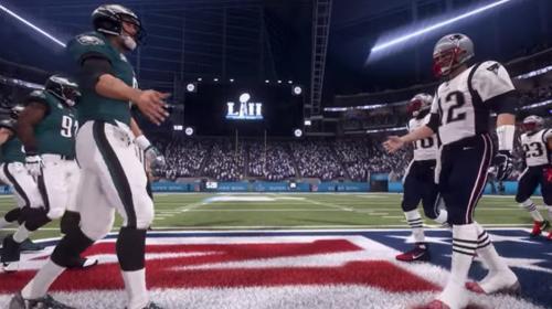 "Video: el ""Madden"" predice el ganador del Super Bowl LII"