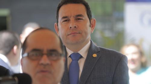 Jimmy confirmó que Jovel compartió preocupaciones sobre CICIG a la ONU
