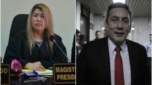 Magistrada defiende el fallo con el que favoreció a Roberto Villate