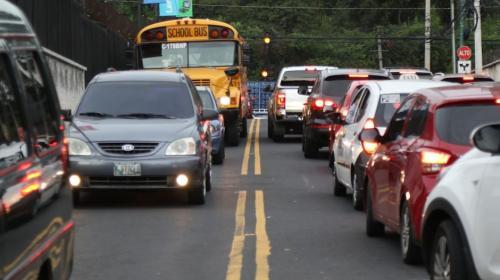 El nuevo semáforo que aliviará el tráfico en el bulevar Los Próceres