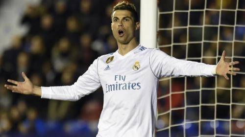 El Real Madrid roza el ridículo en su vista al Levante