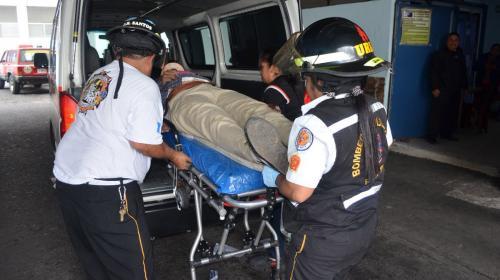 Primer accidente grave en Caravana del Zorro: un menor está herido