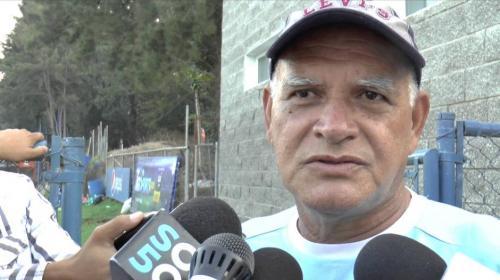 Walter Claveri es el nuevo técnico de Xela, en lugar de Ronald Gomez