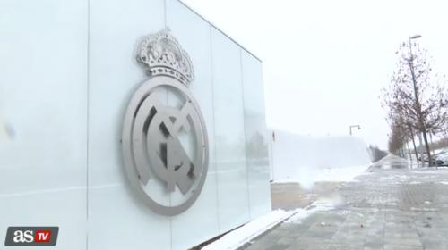 Real Madrid suspende las prácticas por esta razón