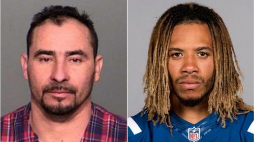 Detienen a migrante guatemalteco por muerte de jugador de los Colts
