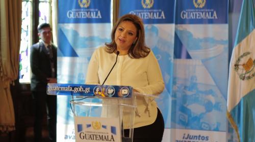 """La queja de Jimmy en la ONU: """"Hay injerencia de la CICIG en Guatemala"""""""