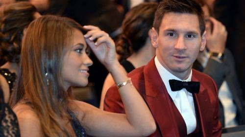Lionel Messi revela una pista del nombre de su tercer hijo