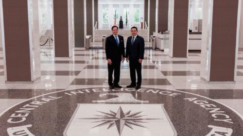 Congresista Marco Rubio defiende que Jimmy tuvo avances anticorrupción
